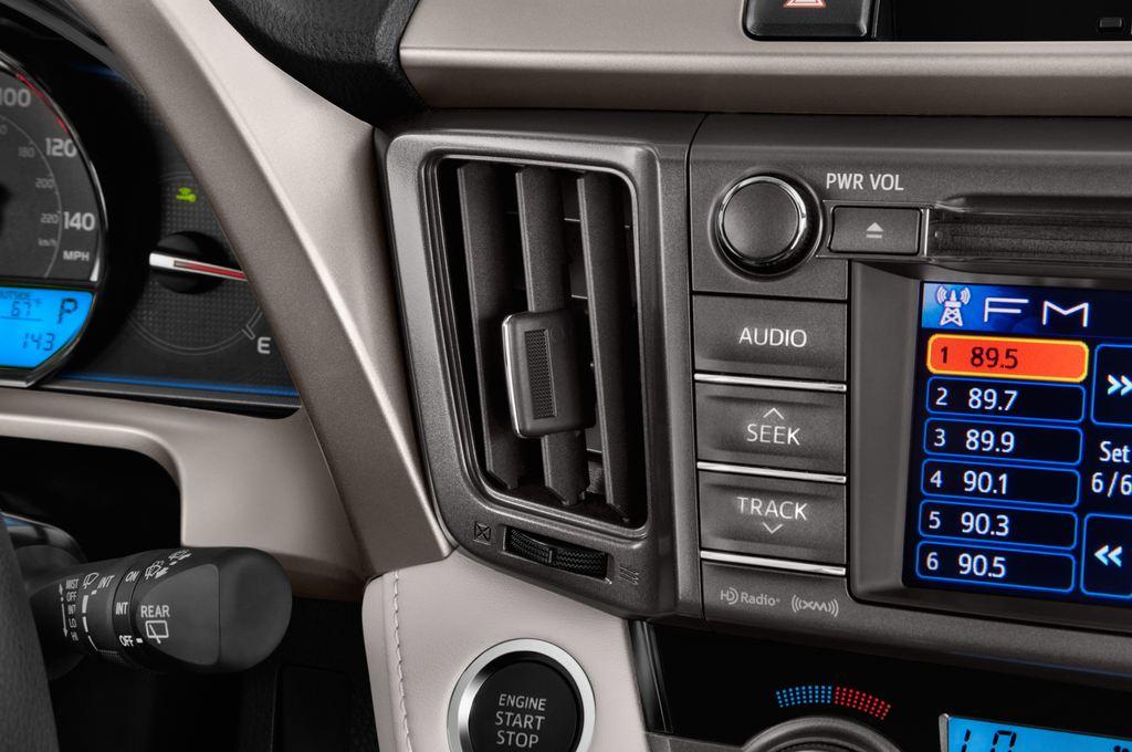 Toyota RAV 4 START-Edition SUV (2013 - heute) 5 Türen Lüftung