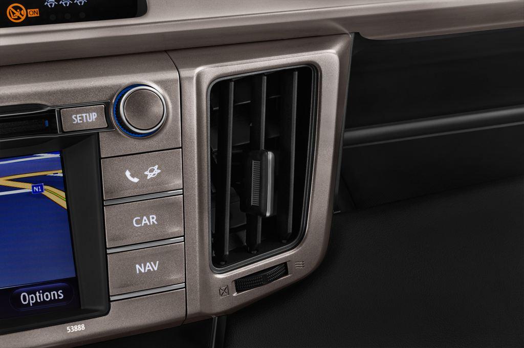 Toyota RAV 4 Comfort SUV (2013 - heute) 5 Türen Lüftung