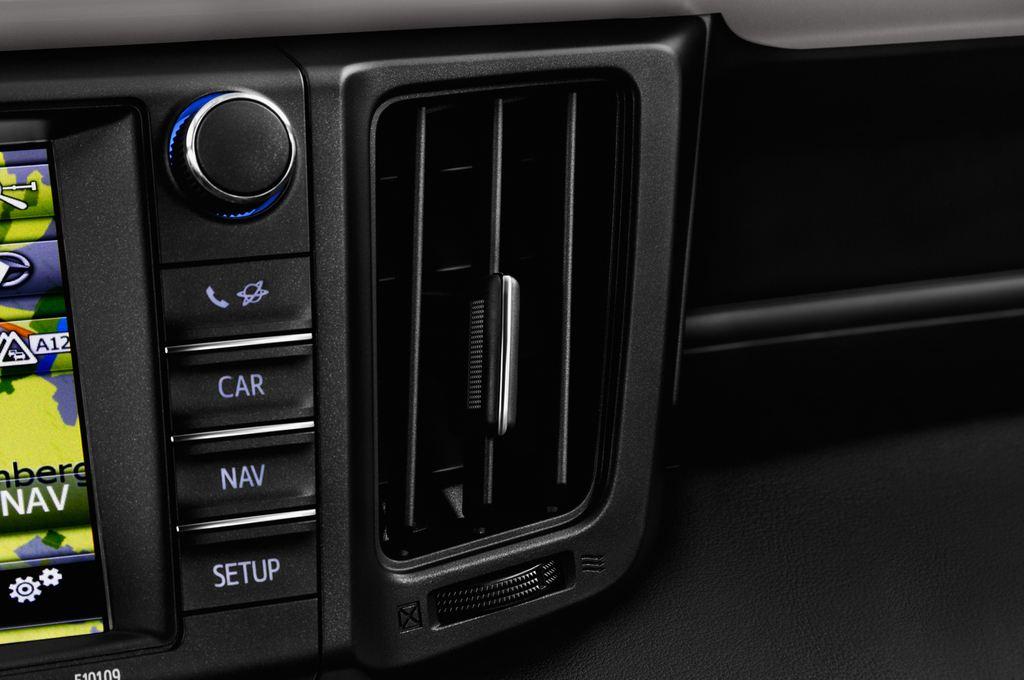 Toyota RAV 4 Edition SUV (2013 - heute) 5 Türen Lüftung