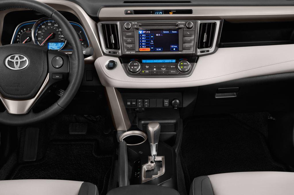 Toyota RAV 4 START-Edition SUV (2013 - heute) 5 Türen Mittelkonsole