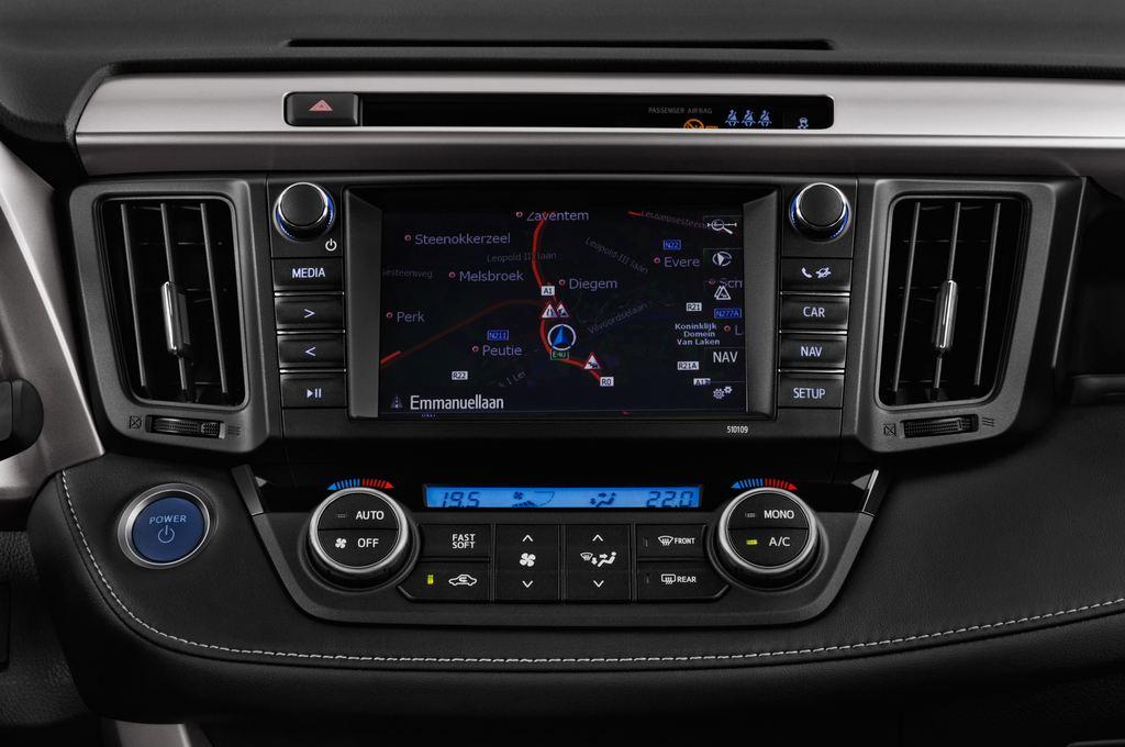 Toyota RAV 4 Executive SUV (2013 - heute) 5 Türen Mittelkonsole