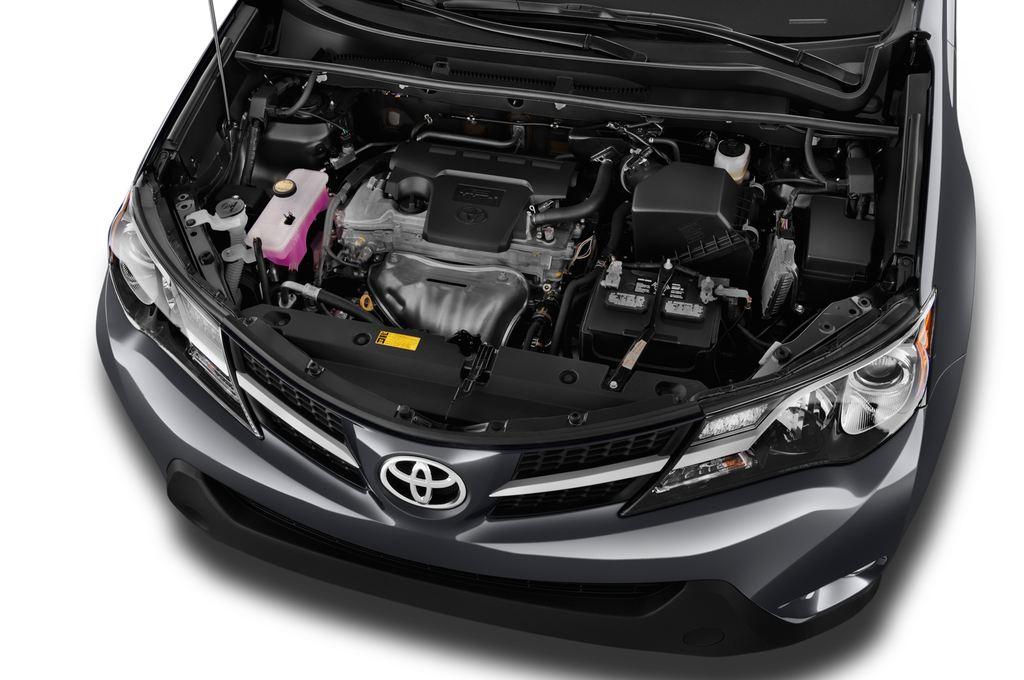 Toyota RAV 4 START-Edition SUV (2013 - heute) 5 Türen Motor