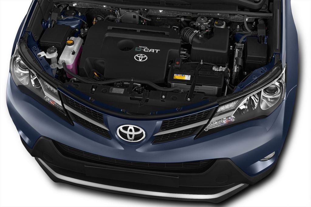 Toyota RAV 4 Comfort SUV (2013 - heute) 5 Türen Motor