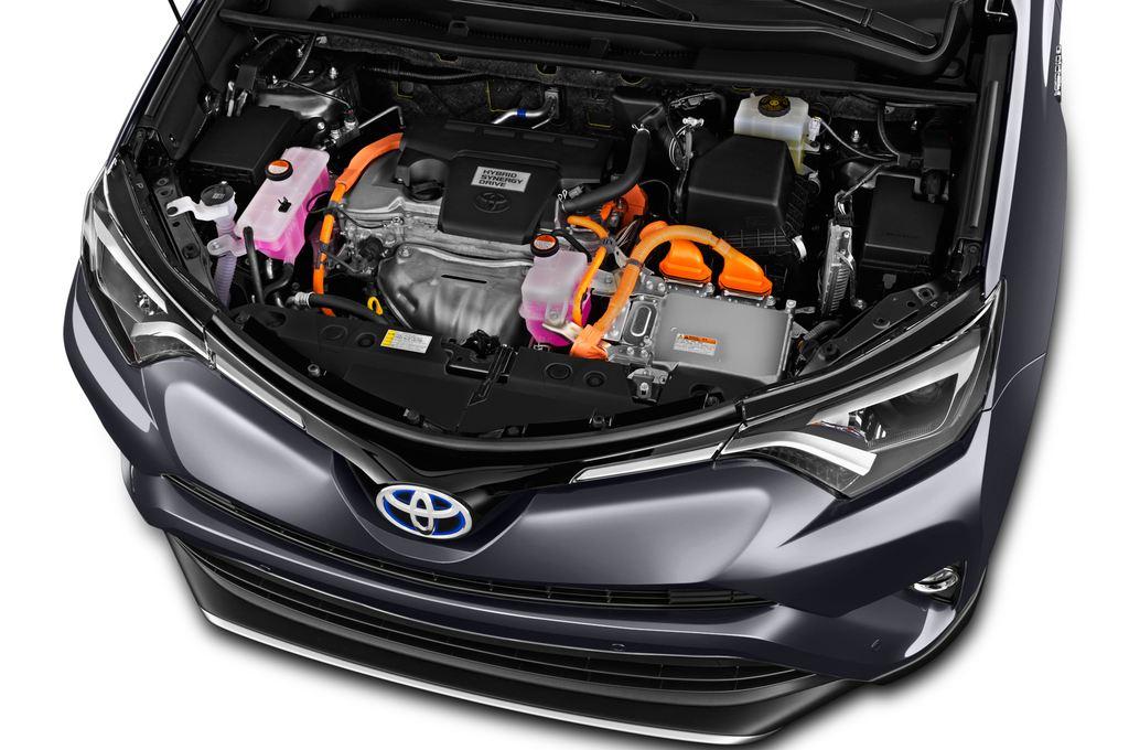 Toyota RAV 4 Executive SUV (2013 - heute) 5 Türen Motor