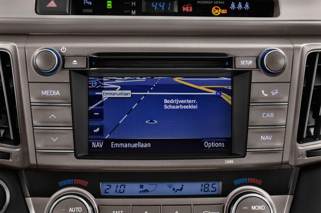 Toyota RAV 4 Comfort SUV (2013 - heute) 5 Türen Radio und Infotainmentsystem