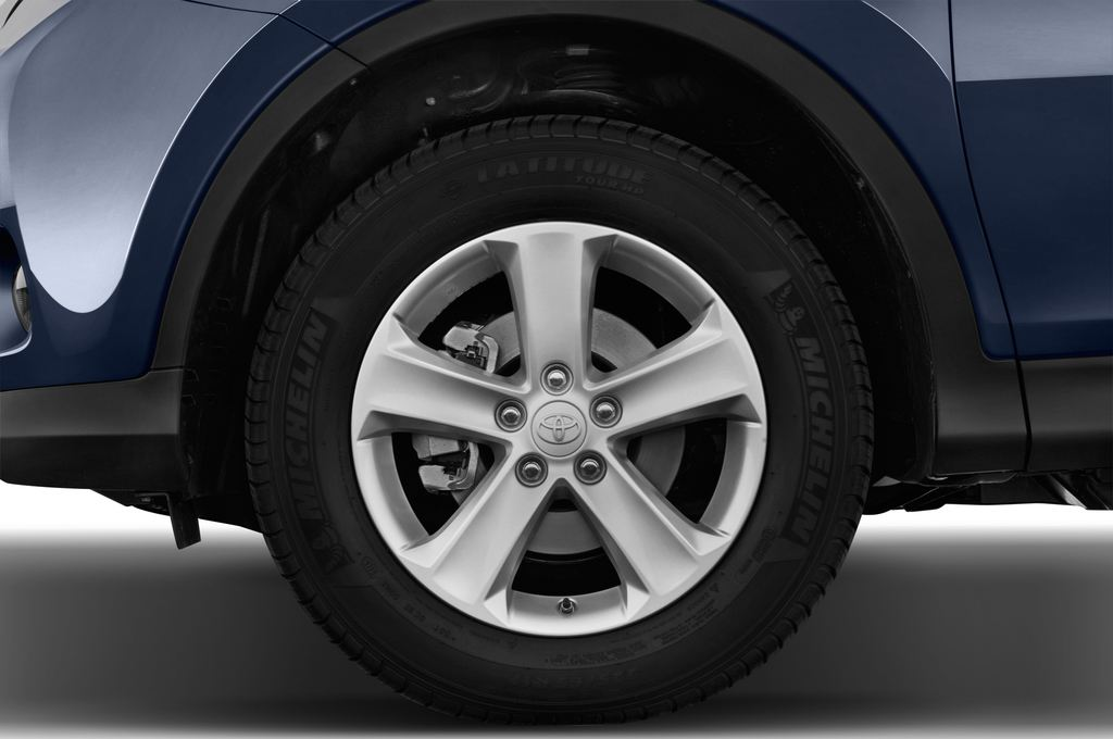 Toyota RAV 4 Comfort SUV (2013 - heute) 5 Türen Reifen und Felge