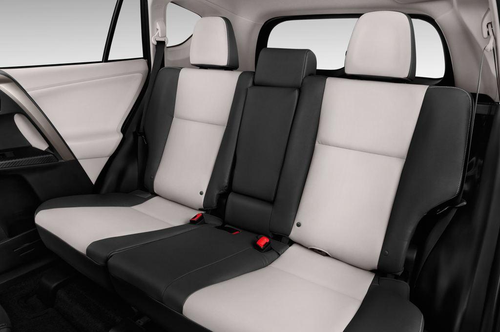 Toyota RAV 4 START-Edition SUV (2013 - heute) 5 Türen Rücksitze