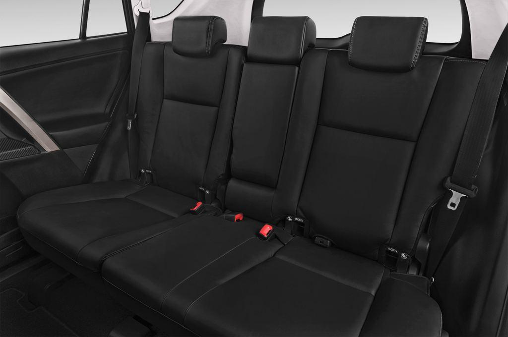 Toyota RAV 4 Comfort SUV (2013 - heute) 5 Türen Rücksitze