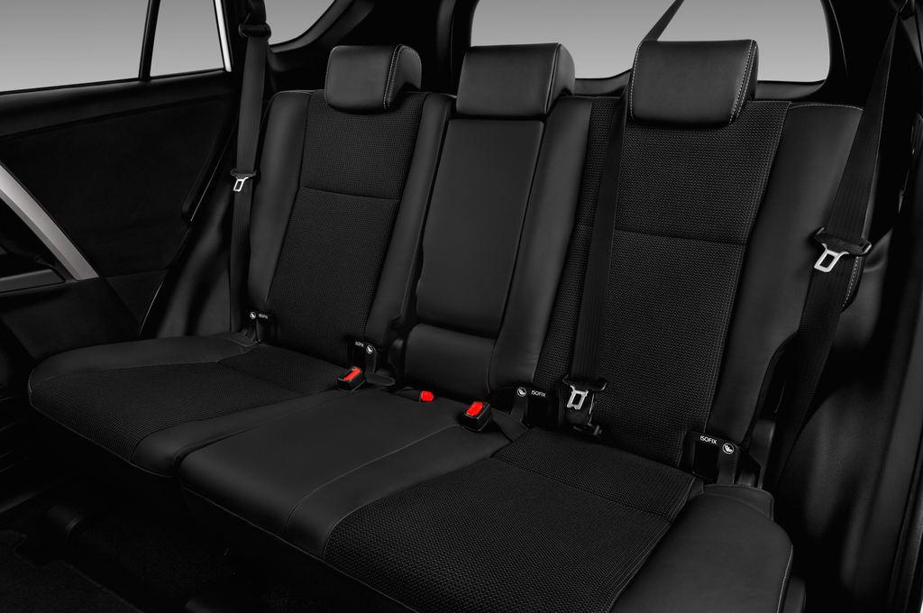 Toyota RAV 4 Edition SUV (2013 - heute) 5 Türen Rücksitze