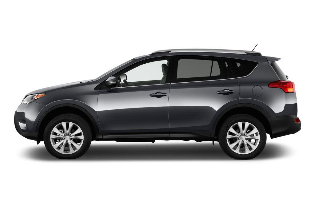Toyota RAV 4 START-Edition SUV (2013 - heute) 5 Türen Seitenansicht
