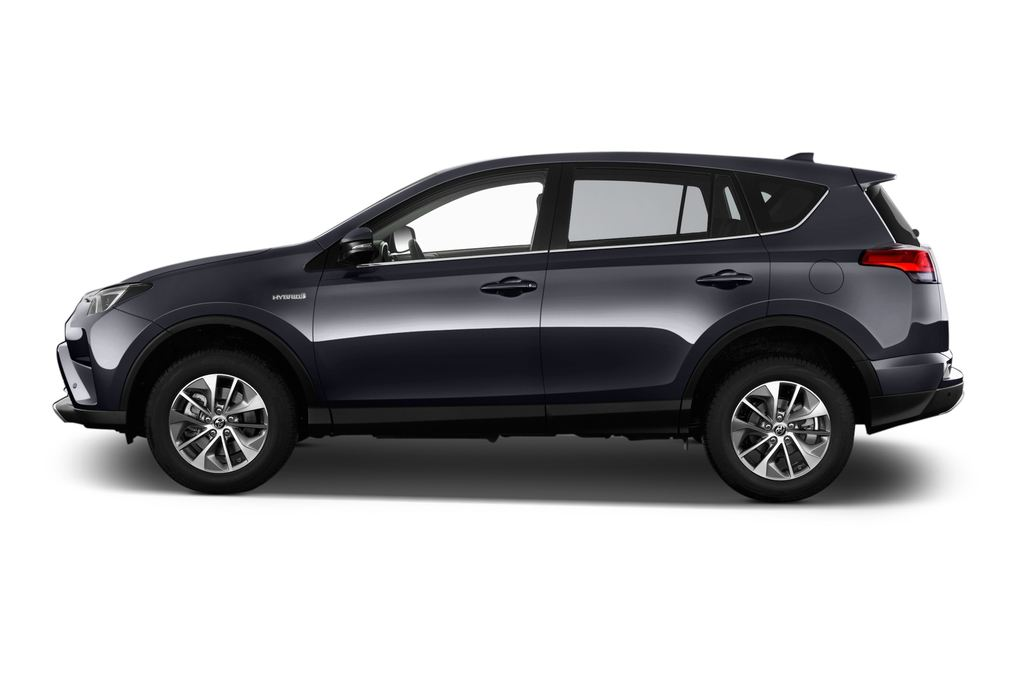 Toyota RAV 4 Executive SUV (2013 - heute) 5 Türen Seitenansicht