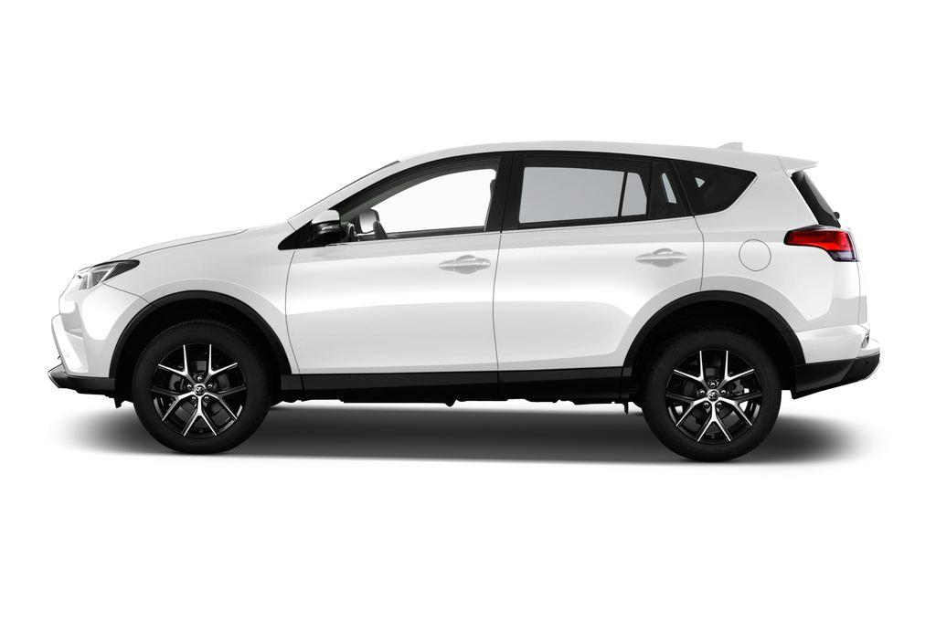 Toyota RAV 4 Edition SUV (2013 - heute) 5 Türen Seitenansicht