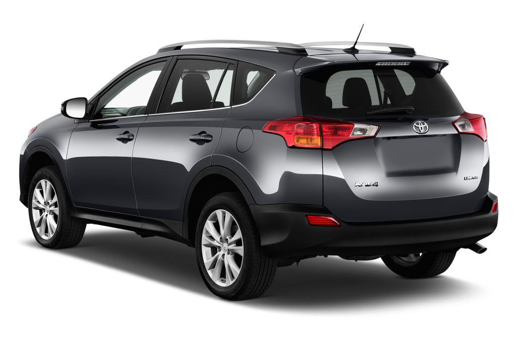 Toyota RAV 4 START-Edition SUV (2013 - heute) 5 Türen seitlich hinten