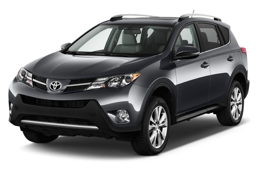 Toyota RAV 4 START-Edition SUV (2013 - heute) 5 Türen seitlich vorne