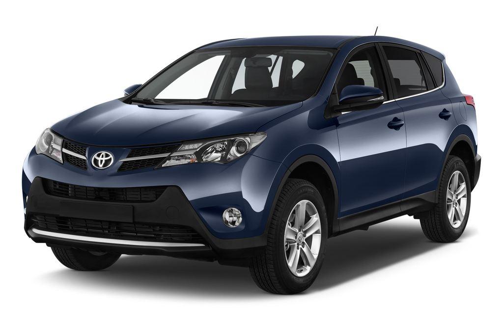 Toyota RAV 4 Comfort SUV (2013 - heute) 5 Türen seitlich vorne