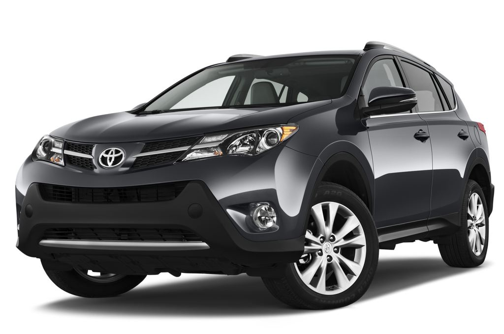 Toyota RAV 4 START-Edition SUV (2013 - heute) 5 Türen seitlich vorne mit Felge