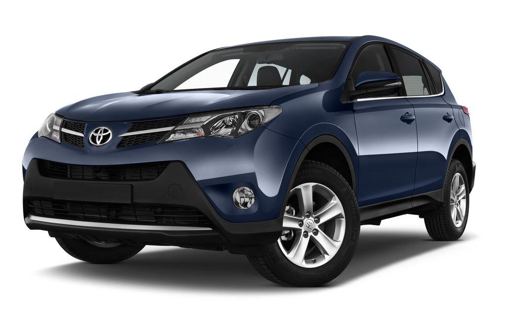 Toyota RAV 4 Comfort SUV (2013 - heute) 5 Türen seitlich vorne mit Felge
