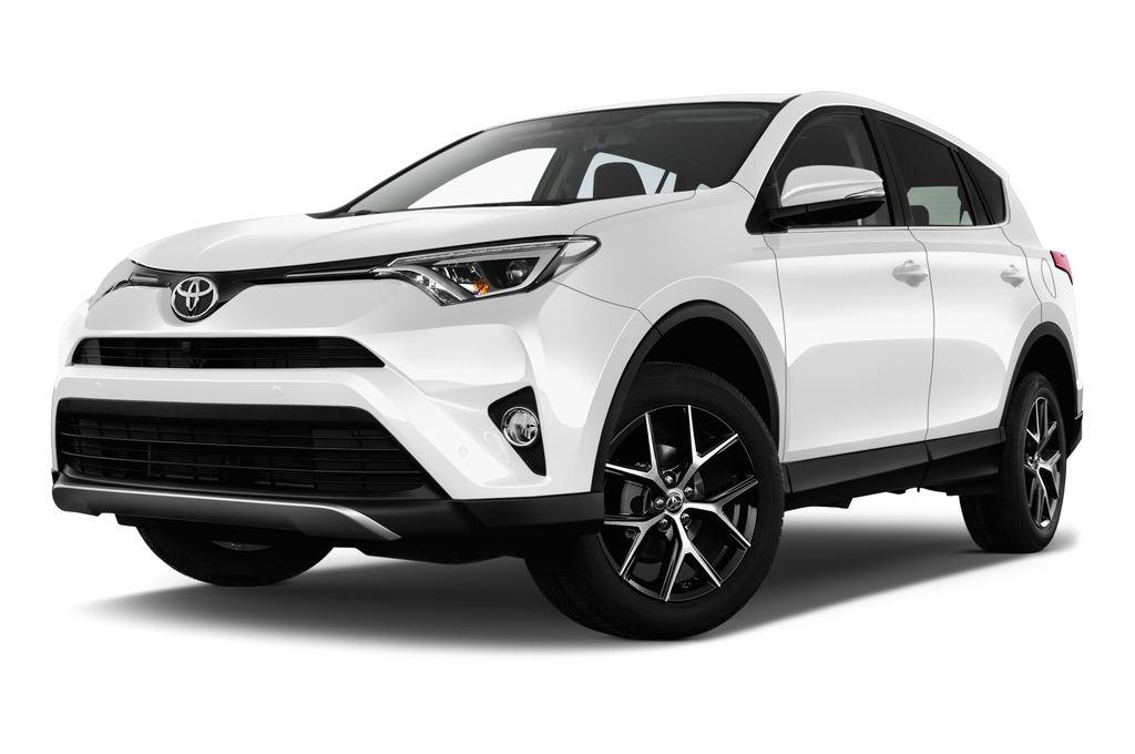 Toyota RAV 4 Edition SUV (2013 - heute) 5 Türen seitlich vorne mit Felge