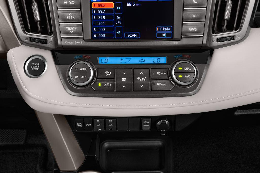 Toyota RAV 4 START-Edition SUV (2013 - heute) 5 Türen Temperatur und Klimaanlage