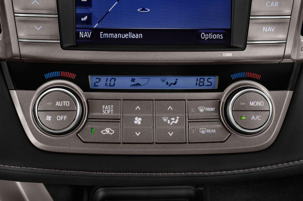 Toyota RAV 4 Comfort SUV (2013 - heute) 5 Türen Temperatur und Klimaanlage
