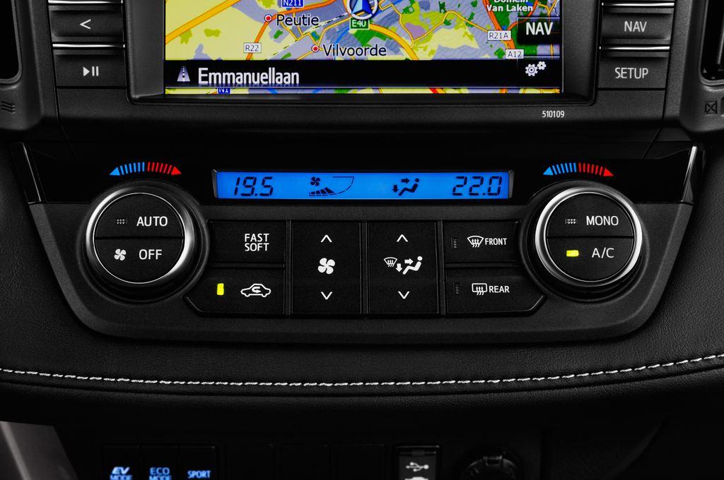 Toyota RAV 4 Executive SUV (2013 - heute) 5 Türen Temperatur und Klimaanlage