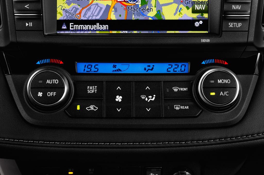 Toyota RAV 4 Edition SUV (2013 - heute) 5 Türen Temperatur und Klimaanlage