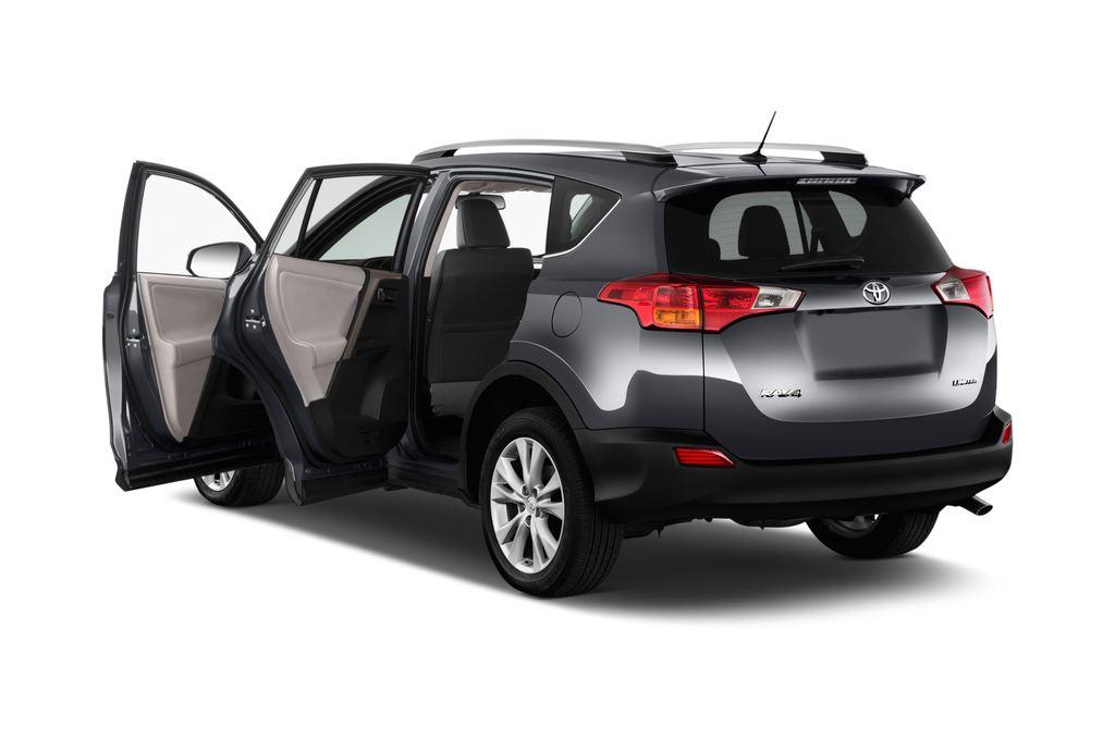 Toyota RAV 4 START-Edition SUV (2013 - heute) 5 Türen Tür geöffnet