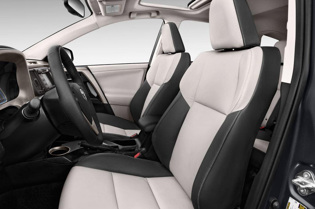 Toyota RAV 4 START-Edition SUV (2013 - heute) 5 Türen Vordersitze