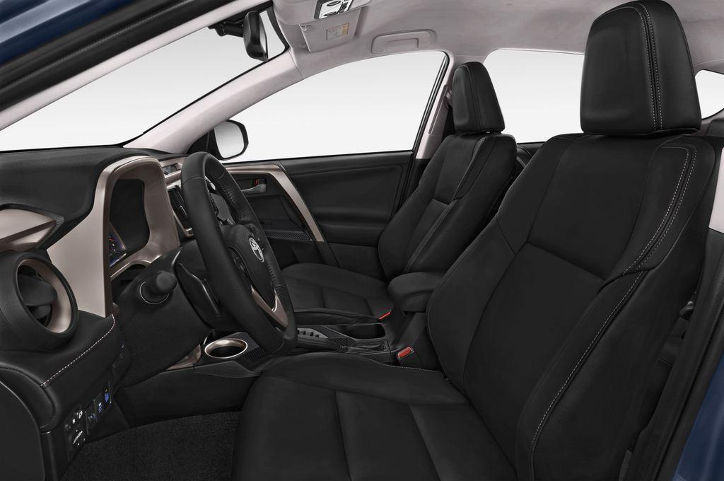 Toyota RAV 4 Comfort SUV (2013 - heute) 5 Türen Vordersitze