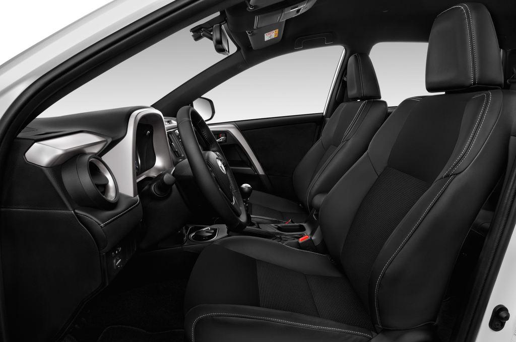 Toyota RAV 4 Edition SUV (2013 - heute) 5 Türen Vordersitze