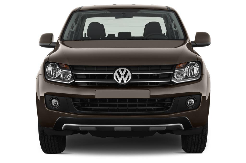VW Amarok Trendline Pritsche (2010 - heute) 4 Türen Frontansicht