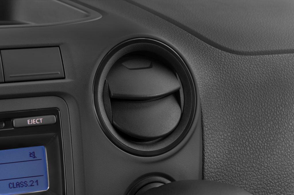 VW Amarok Trendline Pritsche (2010 - heute) 4 Türen Lüftung
