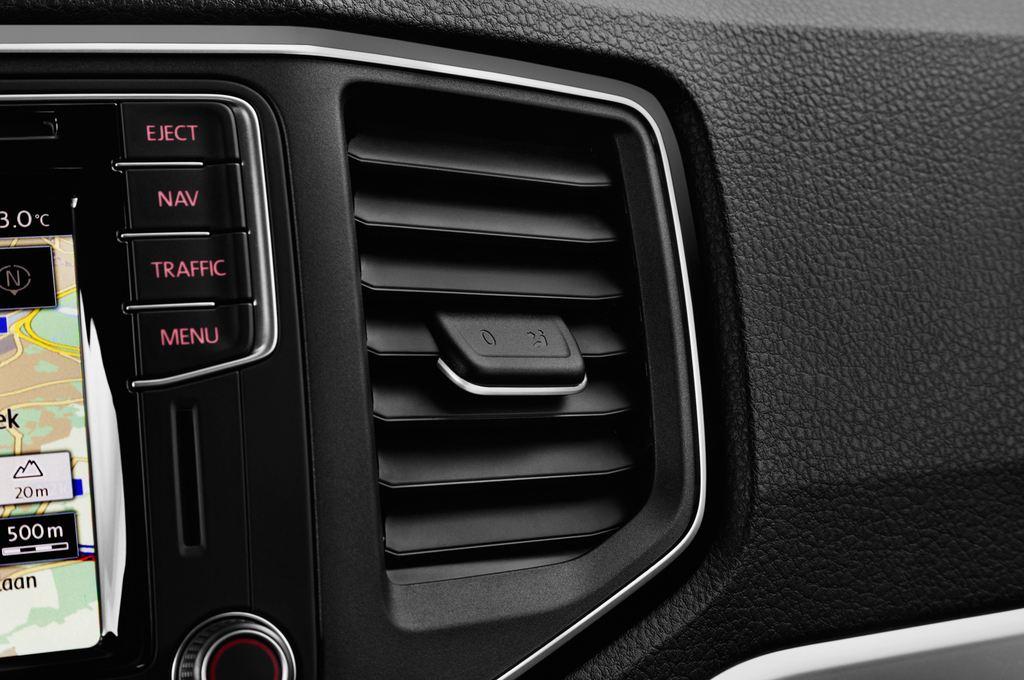 VW Amarok Aventura Pritsche (2010 - heute) 4 Türen Lüftung