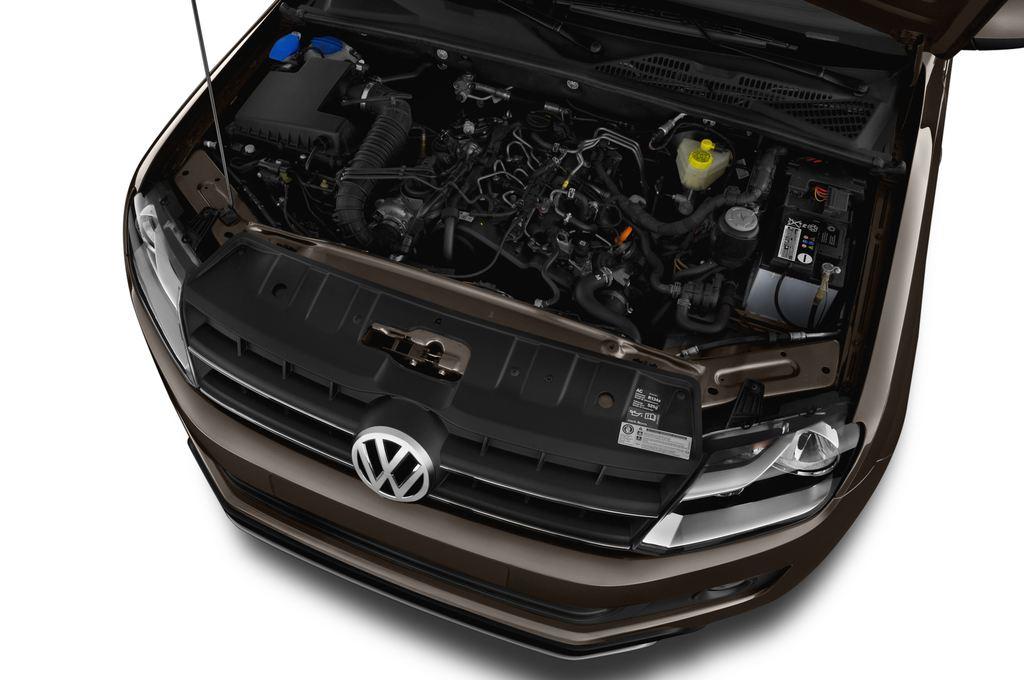 VW Amarok Trendline Pritsche (2010 - heute) 4 Türen Motor