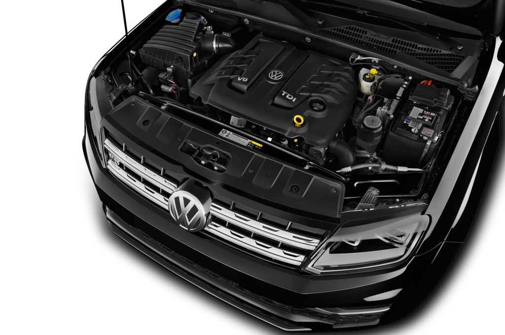 VW Amarok Aventura Pritsche (2010 - heute) 4 Türen Motor