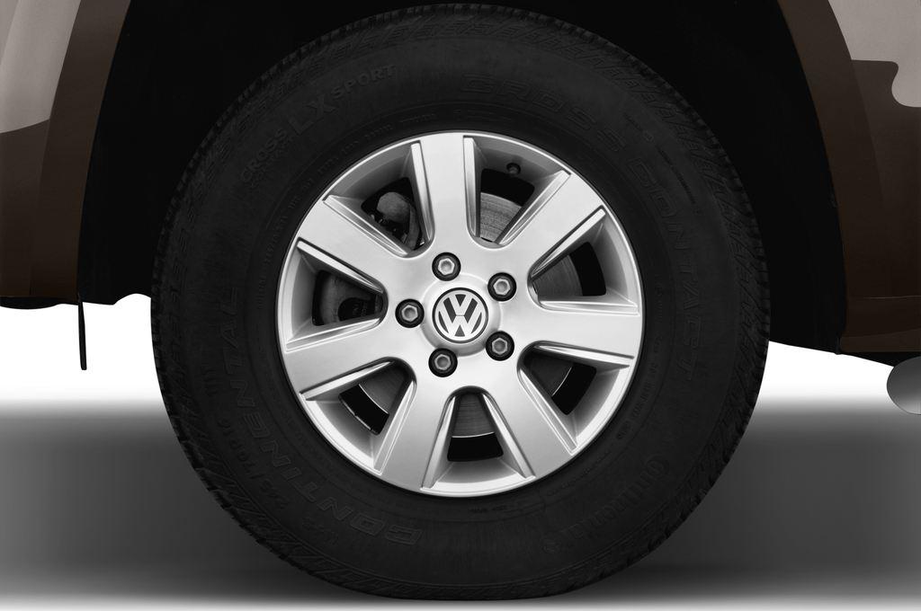 VW Amarok Trendline Pritsche (2010 - heute) 4 Türen Reifen und Felge