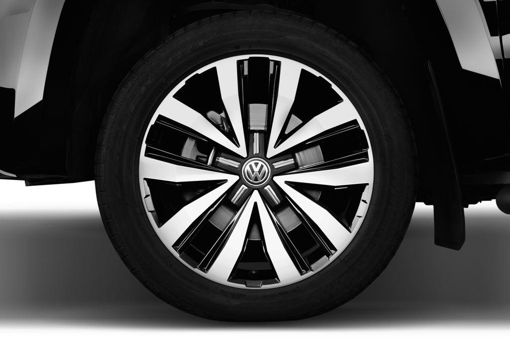 VW Amarok Aventura Pritsche (2010 - heute) 4 Türen Reifen und Felge