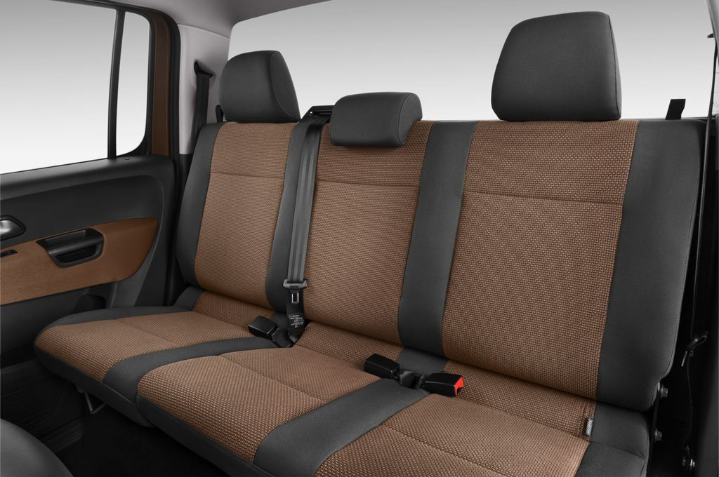 VW Amarok Trendline Pritsche (2010 - heute) 4 Türen Rücksitze