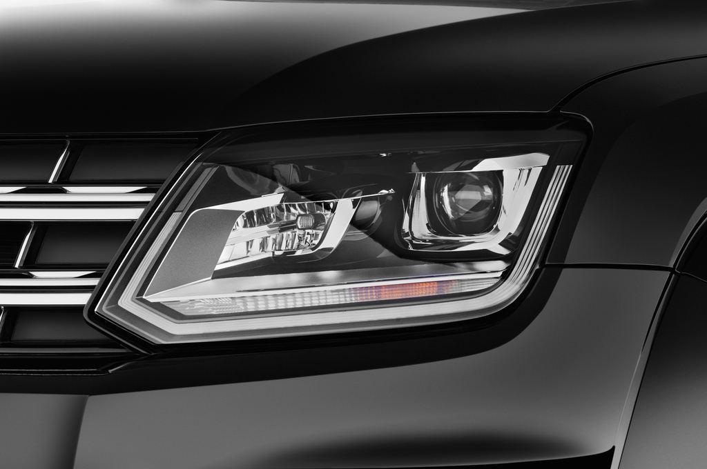 VW Amarok Aventura Pritsche (2010 - heute) 4 Türen Scheinwerfer