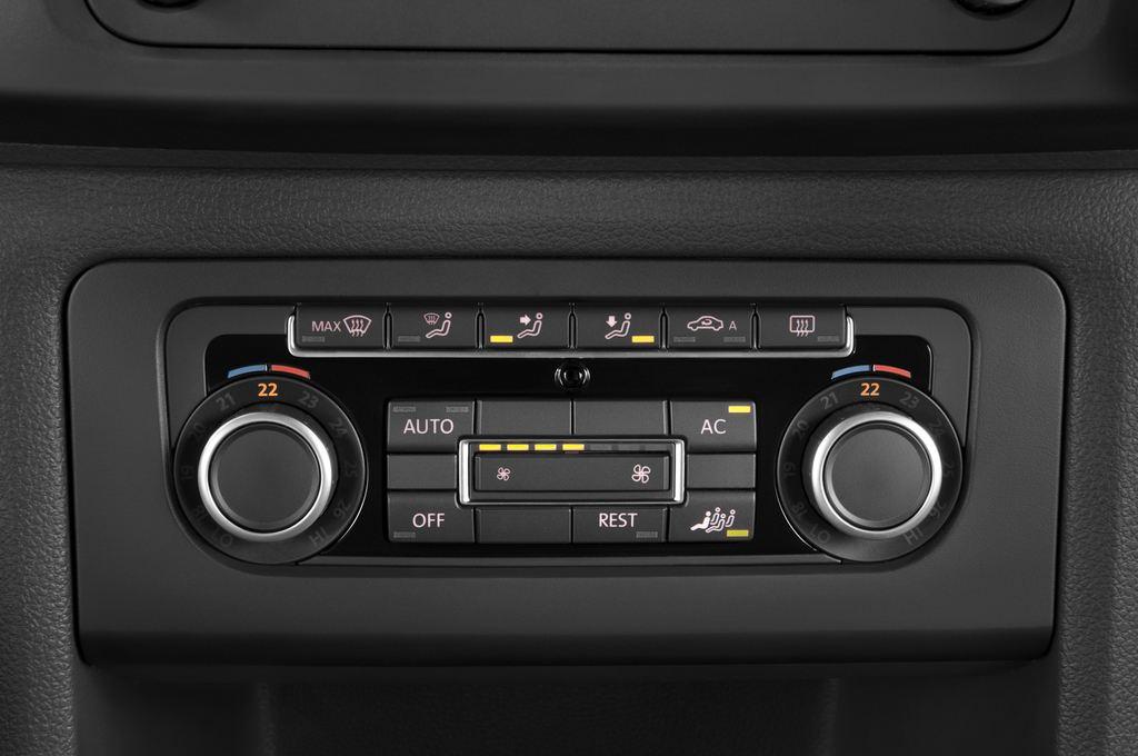 VW Amarok Trendline Pritsche (2010 - heute) 4 Türen Temperatur und Klimaanlage