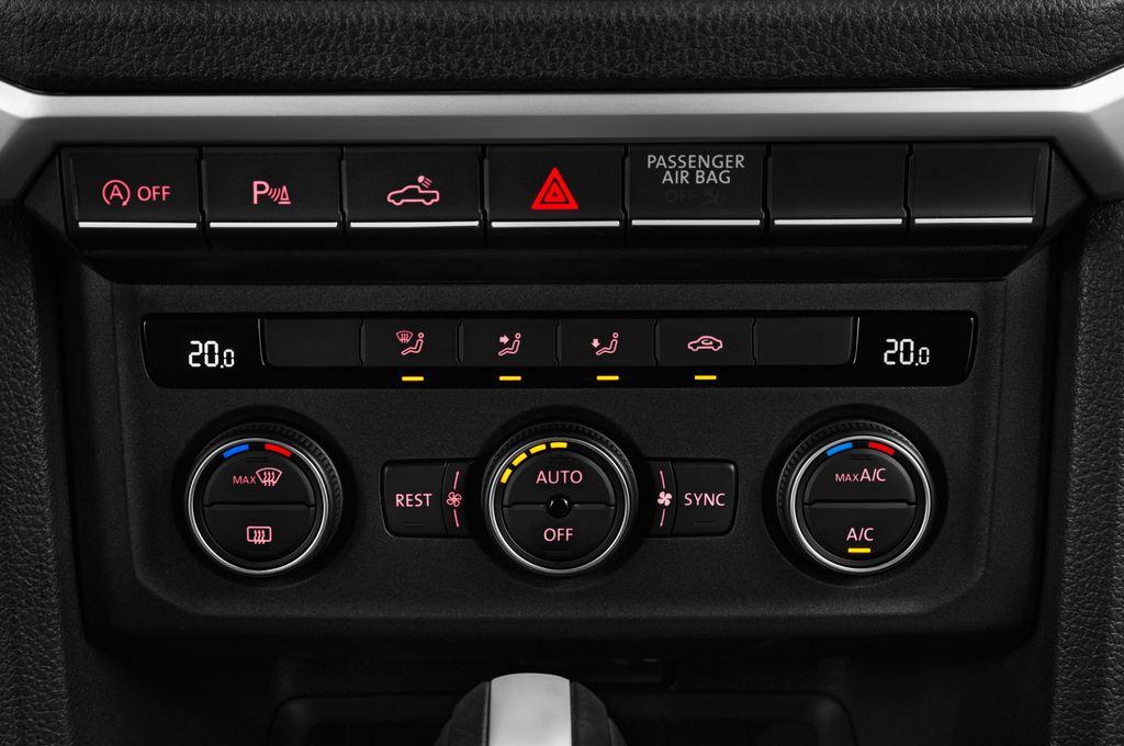 VW Amarok Aventura Pritsche (2010 - heute) 4 Türen Temperatur und Klimaanlage