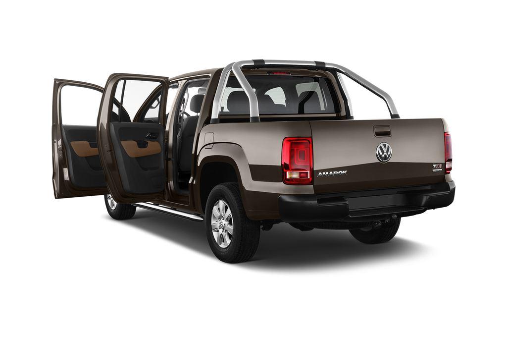 VW Amarok Trendline Pritsche (2010 - heute) 4 Türen Tür geöffnet