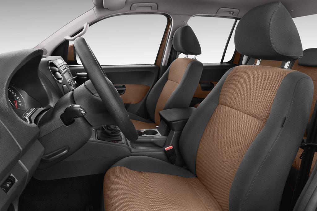 VW Amarok Trendline Pritsche (2010 - heute) 4 Türen Vordersitze