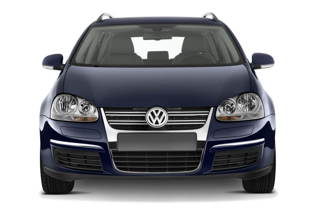 VW Golf - Kombi (2007 - 2009) 5 Türen Frontansicht