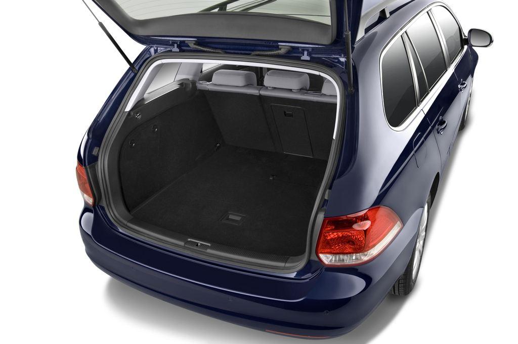 VW Golf - Kombi (2007 - 2009) 5 Türen Kofferraum