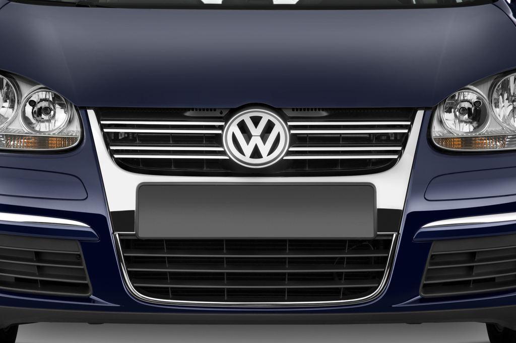 VW Golf - Kombi (2007 - 2009) 5 Türen Kühlergrill und Scheinwerfer