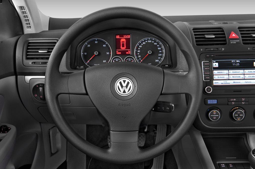 VW Golf - Kombi (2007 - 2009) 5 Türen Lenkrad