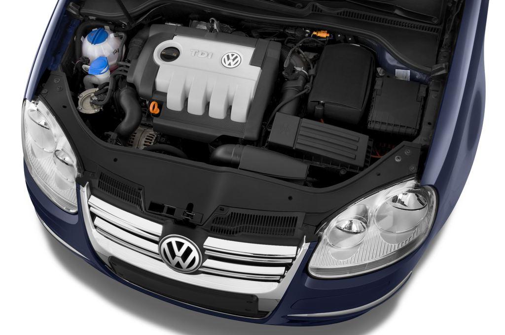 VW Golf - Kombi (2007 - 2009) 5 Türen Motor