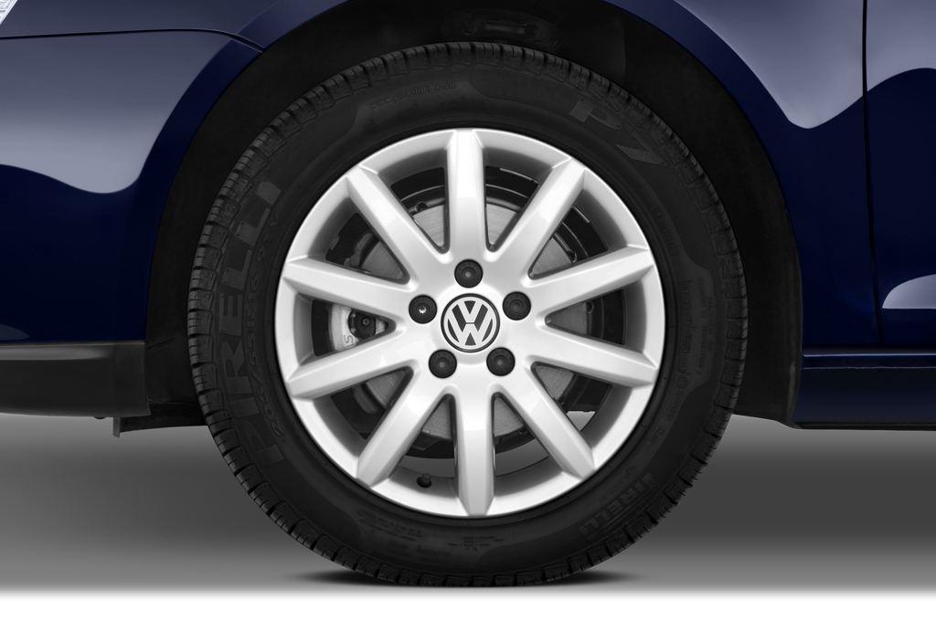 VW Golf - Kombi (2007 - 2009) 5 Türen Reifen und Felge