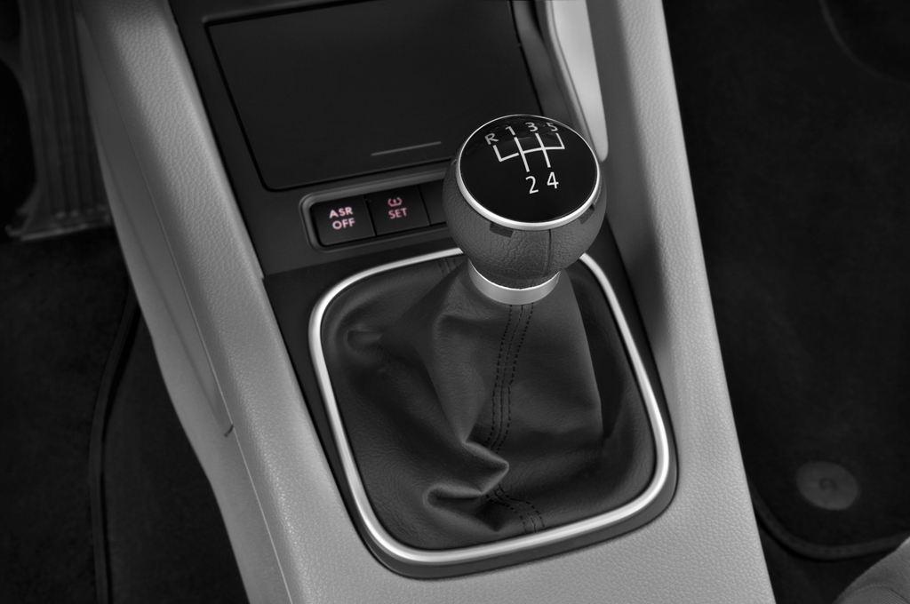 VW Golf - Kombi (2007 - 2009) 5 Türen Schalthebel